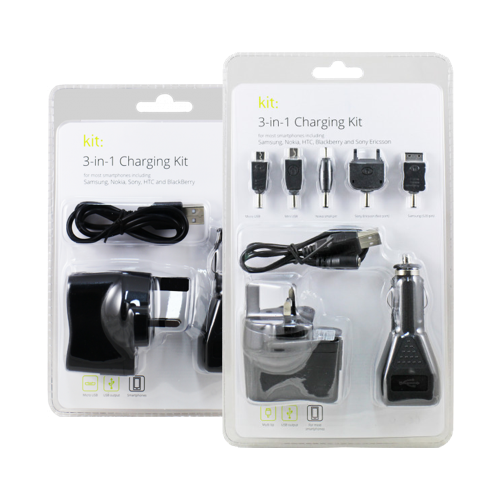 3 in 1 Chargers