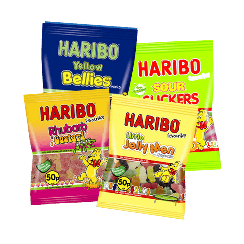 50p+ Sweets