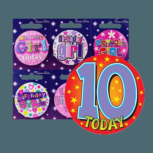 Age Badges