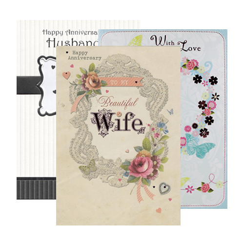 Greetings cards wholesale harrisons direct anniversary m4hsunfo