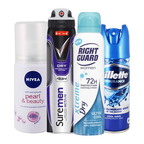 Anti-perspirants