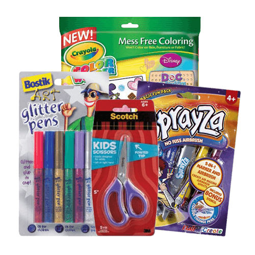 Wholesale art craft supplies silvine and disney for Bulk arts and crafts