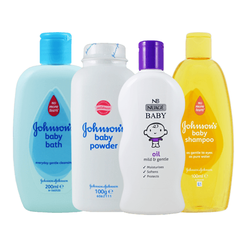 Wholesale Baby Products: Johnson's