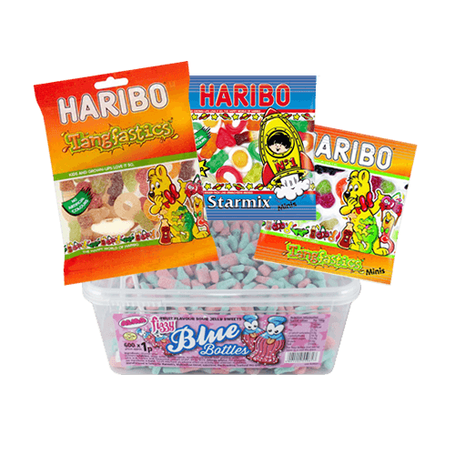 Best Selling Confectionery