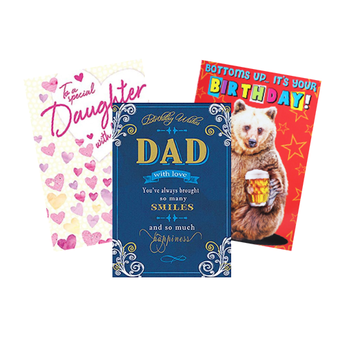 Greetings Cards Wholesale Harrisons Direct
