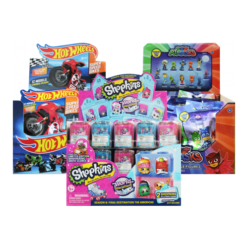 Blind Bags / Collectables