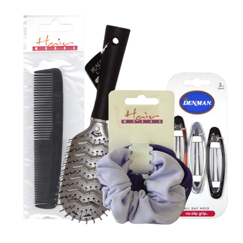 Brushes, Combs & Accessories