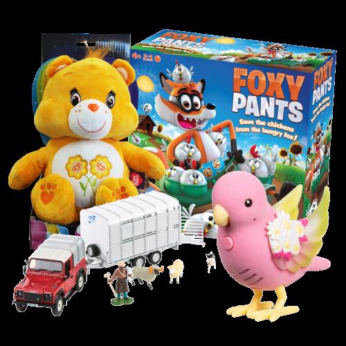 Christmas Toys & Games