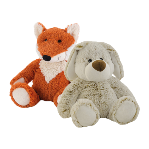 Cozy Pets Microwavable Plush