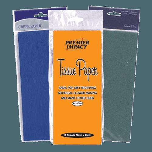 Crepe & Tissue Paper