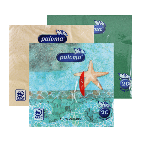 Disposable Napkins & Covers