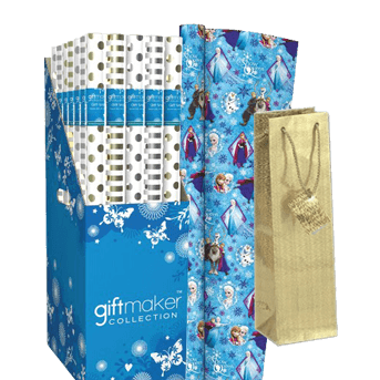 Gift Bags, Cards & Wrap