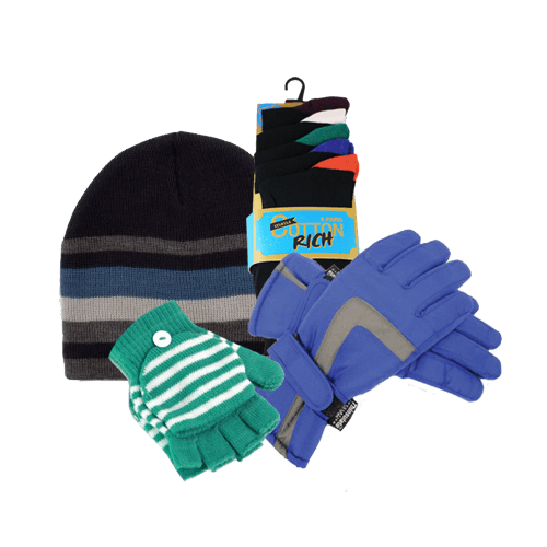 Hats, Gloves, & Scarves