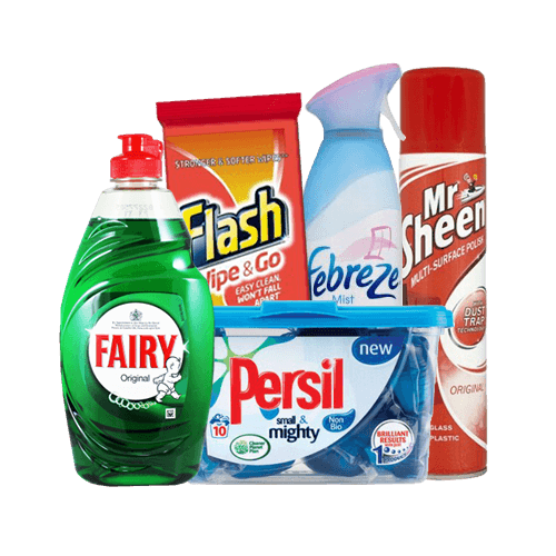Wholesale Cleaning Products: Unbranded - Harrisons Direct