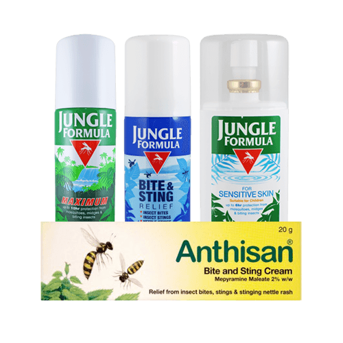 Insect Repellents & Bite / Sting Relief