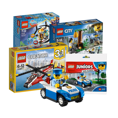 Wholesale Lego & Minifigures Licensed Toys - Harrisons Direct