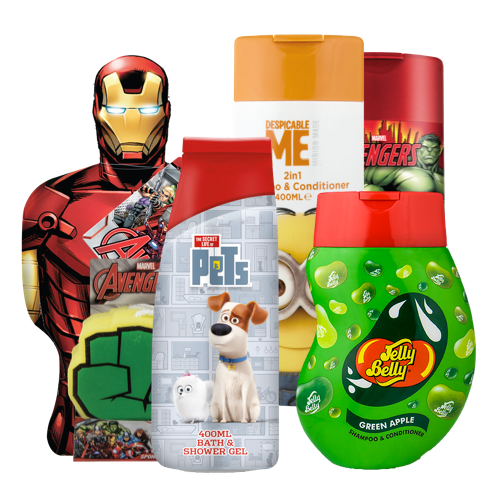 Licensed Toiletries