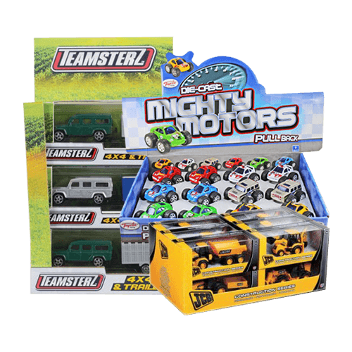 Model Vehicles