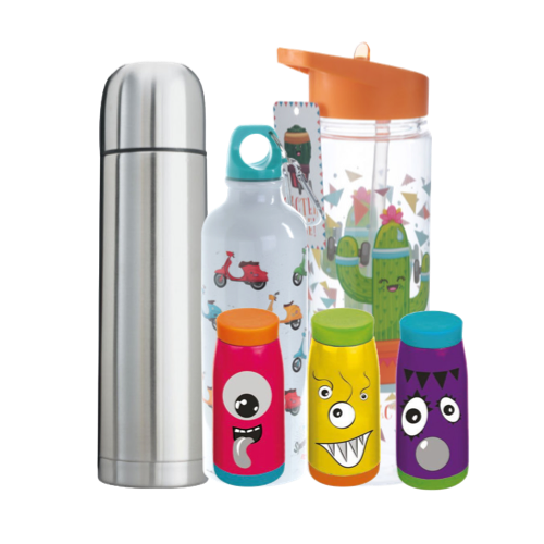 Flasks & Bottles