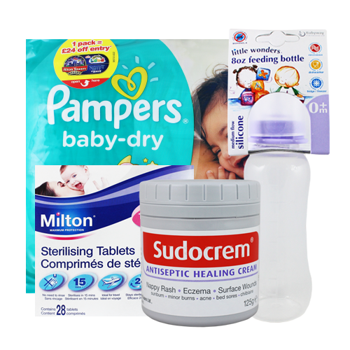 Nappies, Wipes & Accessories