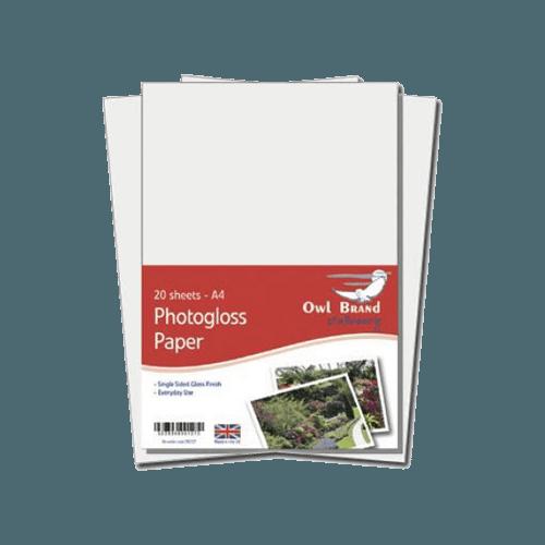 Photo Paper & Corners