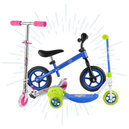 Ride-ons & Scooters