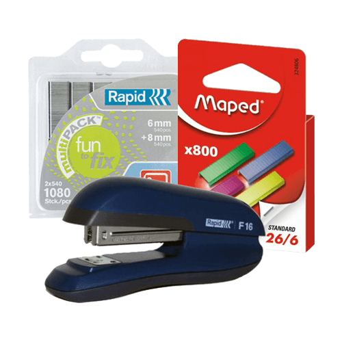 Staples & Staplers