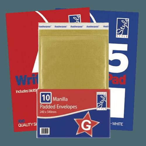 Writing Pads & Envelopes