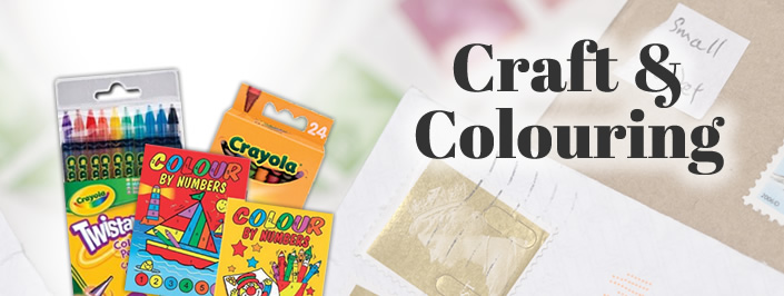 Craft & Colouring