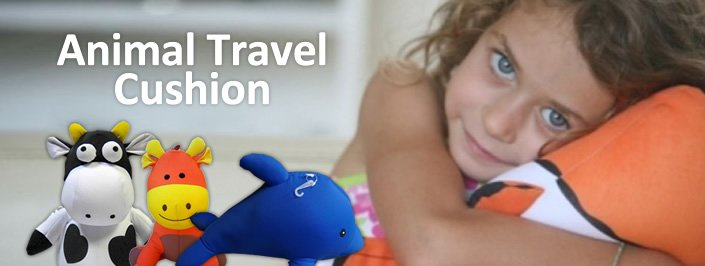 Animal Travel Cushion