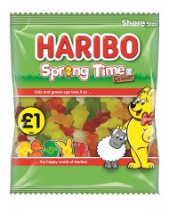 Haribo Spring Time Friends £1 PMP 180g