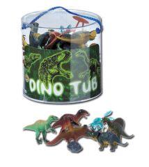 Dinosaur Tub 12 Piece