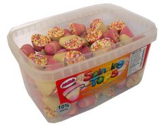 Spinning Tops 5p Choc Sweets