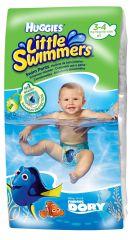 Huggies Little Swimmers 3-4 15-34lbs Medium