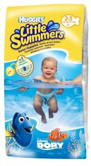 Huggies Little Swimmers 2-3 7-18lbs Small