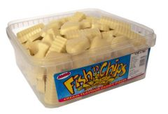 Fish N Chips 5p Sweets