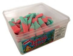 Giant Fizzy Blue Bottles 10p Sweets