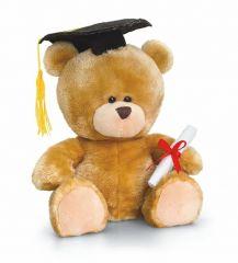 Keel Pipp The Bear - Graduation Bear 14cm
