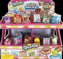 Shopkins Mini Packs - Supermarket Pack in CDU