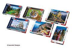 500 Piece Puzzle - 8 Assorted Designs