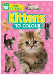 Kittens To Colour