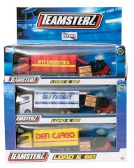 Teamsterz Load & Go Boxed Assorted Designs CDU