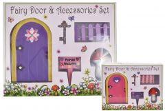 Fairyland Fairy Door & Accessories Boxed