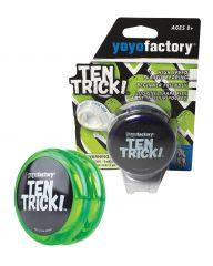 Yo Yo Factory Ten Trick Hang Pack