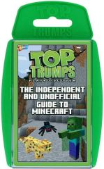 Top Trumps Specials - Independent Unofficial Guide To Minecraft