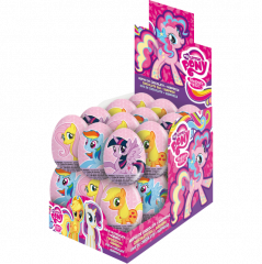 My Little Pony Chocolate Surprise Eggs 20g