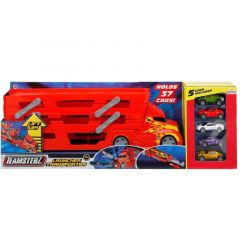 Teamsterz Launcher Transporter Includes 10 Cars