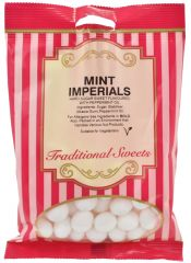 Bagged Sweets 150g - Mint Imperials