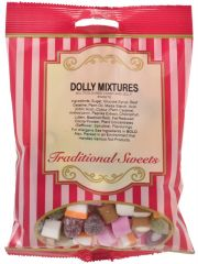 Bagged Sweets 150g - Dolly Mixtures