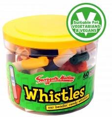 Swizzels 18p Candy Whistles